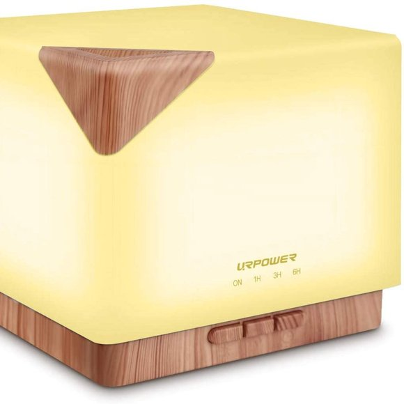 Other - ESSENTIAL OIL DIFFUSER - Multicolor High Capacity